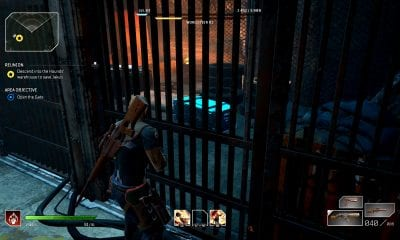 Outriders Hounds' Warehouse Locked Chest