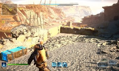 Outriders Shattered Front Chests Locations