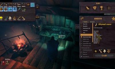 Valheim Abyssal Razor Crafting Guide