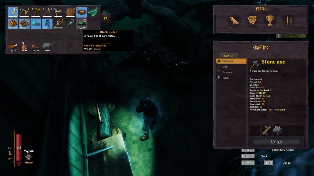 Valheim Black Metal Scraps Bars Locations