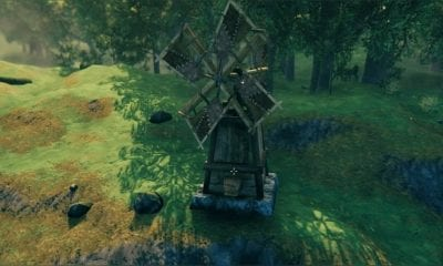 Valheim Windmill