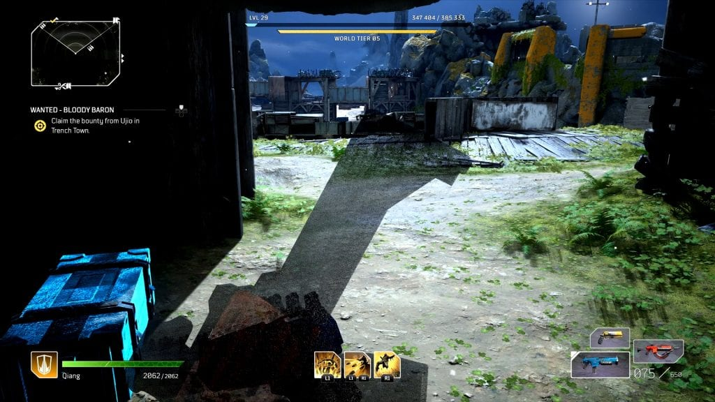 Outriders Bloodsoaked Fort Loot Chests Locations