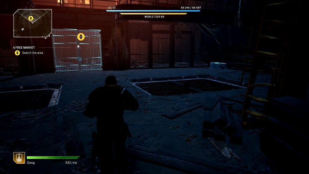 Outriders Deadrock Pass Lumber Mill Chests Locations
