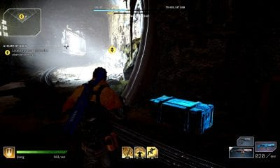 Outriders Derelict Mine Loot Chests Locations