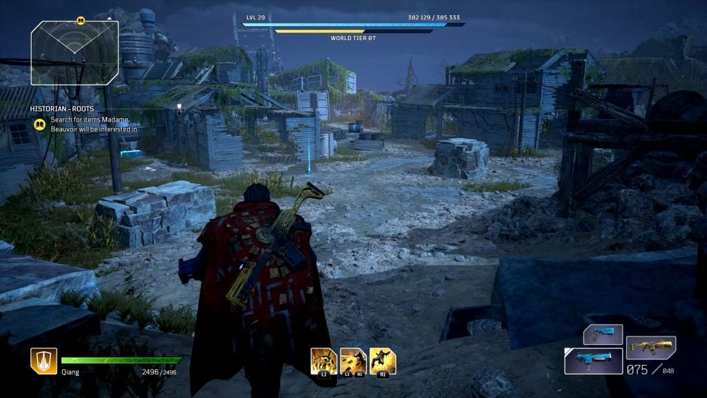 Outriders Flooded Buildings Loot Chests Locations